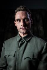 Henry McGrath as Egon Schiele, BBC 2, 2018