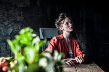 Sonya Cunningford as Wally. BBC 2, 2018